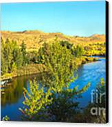 Beautiful Payette Canvas Print by Robert Bales