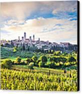 Bella Toscana Canvas Print by JR Photography