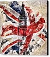 Big Ben Canvas Print by Mo T