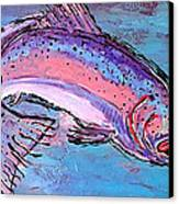 Big Gulp Canvas Print by Owl Jones