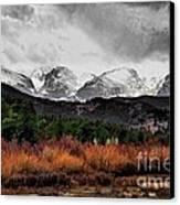 Big Storm Canvas Print by Jon Burch Photography