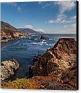 Big Sur Vista Canvas Print by Mike Reid