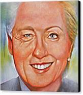 Billary Canvas Print by Gary McLaughlin