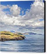 Blackball Head And Bantry Bay Canvas Print by Michael David Murphy