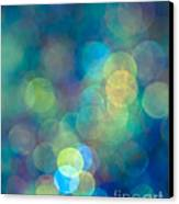 Blue Of The Night Canvas Print by Jan Bickerton