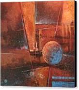 Blue Planet Canvas Print by Tom Shropshire