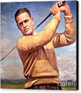 bobby Jones Canvas Print by Tim Gilliland