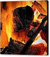 Bonfire  Canvas Print by Chris Berry
