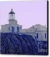 Bonita Lighthouse Canvas Print by Kathleen Struckle