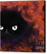 Boo Canvas Print by Roxy Riou