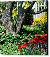 Botanical Landscape 2 Canvas Print by Eunice Miller