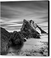 Bow Fiddle Rock 1 Canvas Print by Dave Bowman