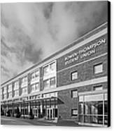 Bowling Green State University Bowen-thompson Student Union Canvas Print by University Icons