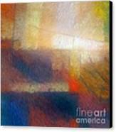 Breaking Light Canvas Print by Lutz Baar