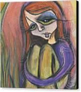 Broken Spirit Canvas Print by Tanielle Childers