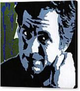Bruce Banner Canvas Print by Stephenie Lee