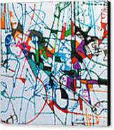 bSeter Elyion 30 Canvas Print by David Baruch Wolk