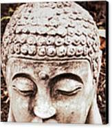 Buddha - Serenity  Canvas Print by Patricia Januszkiewicz
