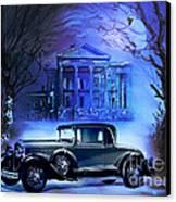 Buick 1930 Canvas Print by Andrzej Szczerski