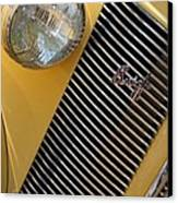 Buick8 Canvas Print by Rebecca Cozart