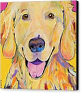 Buster Canvas Print by Pat Saunders-White