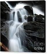 Buttermilk Falls Canvas Print by Frank Piercy