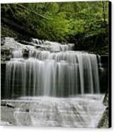 Buttermilk Falls Canvas Print by Judd Connor
