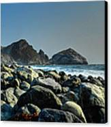 California - Big Sur 012 Canvas Print by Lance Vaughn