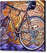 Cannondale Canvas Print by Mark Howard Jones