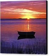 Cape Cod Sunrise Canvas Print by John Greim