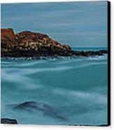 Cape Neddick Lighthouse Canvas Print by Abe Pacana
