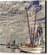 Captain Phillips Canvas Print by Benanne Stiens