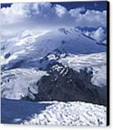 Caucasia Elbrus Canvas Print by Unknown