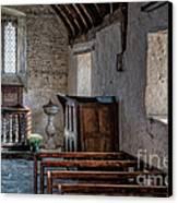 Celynnin Church V2 Canvas Print by Adrian Evans