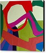 Cha Cha Canvas Print by Diane Fine