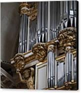 Chapel At Les Invalides - Paris France - 01135 Canvas Print by DC Photographer