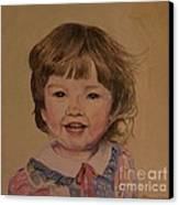 Charlotte Canvas Print by Martin Howard