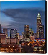 Charlotte North Carolina Canvas Print by Brian Young