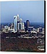 Charlotte Canvas Print by Skip Willits