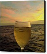 Cheers Canvas Print by Cheryl Young