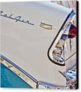 Chevrolet Bel-air Taillight Canvas Print by Jill Reger