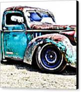 Chevrolet Pickup Canvas Print by Phil 'motography' Clark