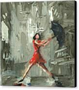 Chicago One Canvas Print by Luis  Navarro