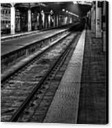 Chicago Union Station Canvas Print by Scott Norris