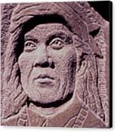 Chief-cochise-2 Canvas Print by Gordon Punt