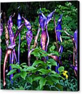 Chihuly Woods Canvas Print by Diana Powell