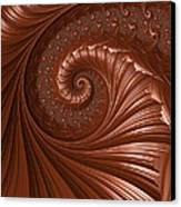 Chocolate  Canvas Print by Heidi Smith