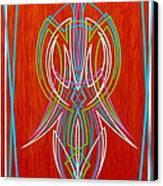 Chris Craft Options Canvas Print by Alan Johnson