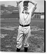 Christy Mathewson Wind Up Canvas Print by Retro Images Archive