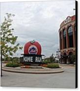 Citi Field Canvas Print by Rob Hans